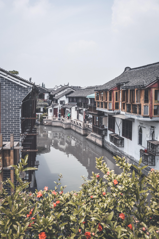 Shanghai Zhujiajiao Ancient Town Tourist Zone