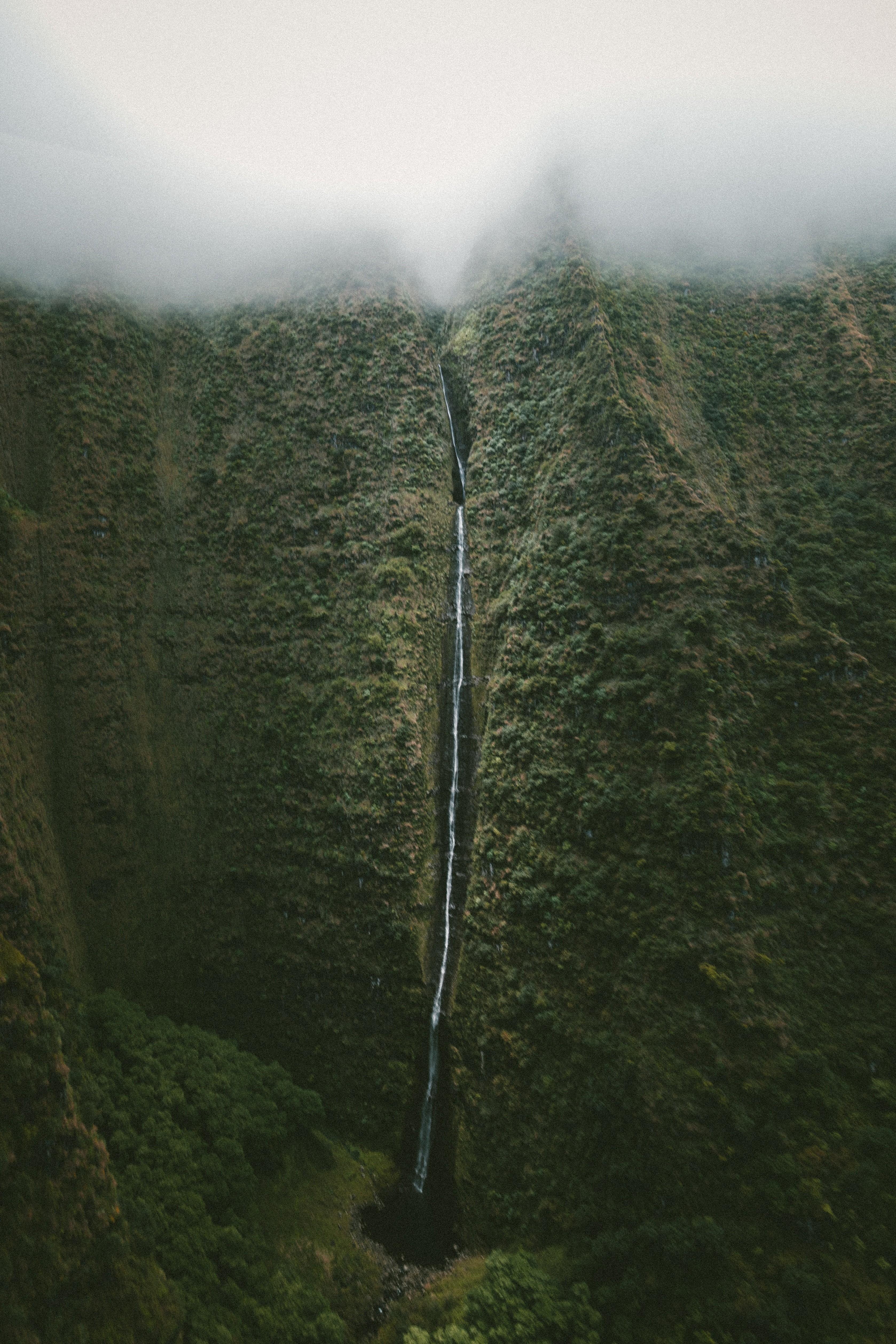 Pu'uka'ōkū Falls