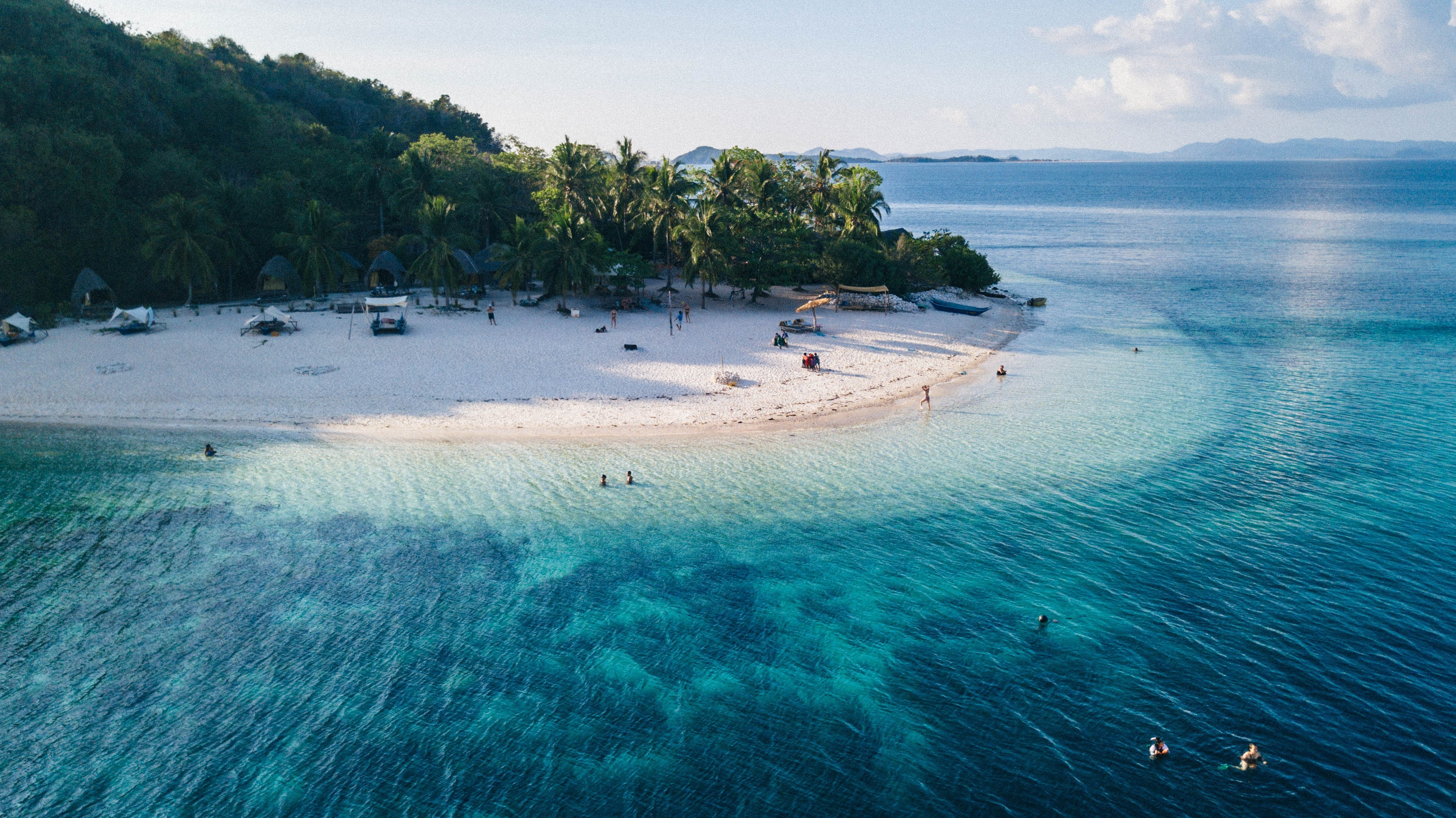 Mangenguey Island, Philippines