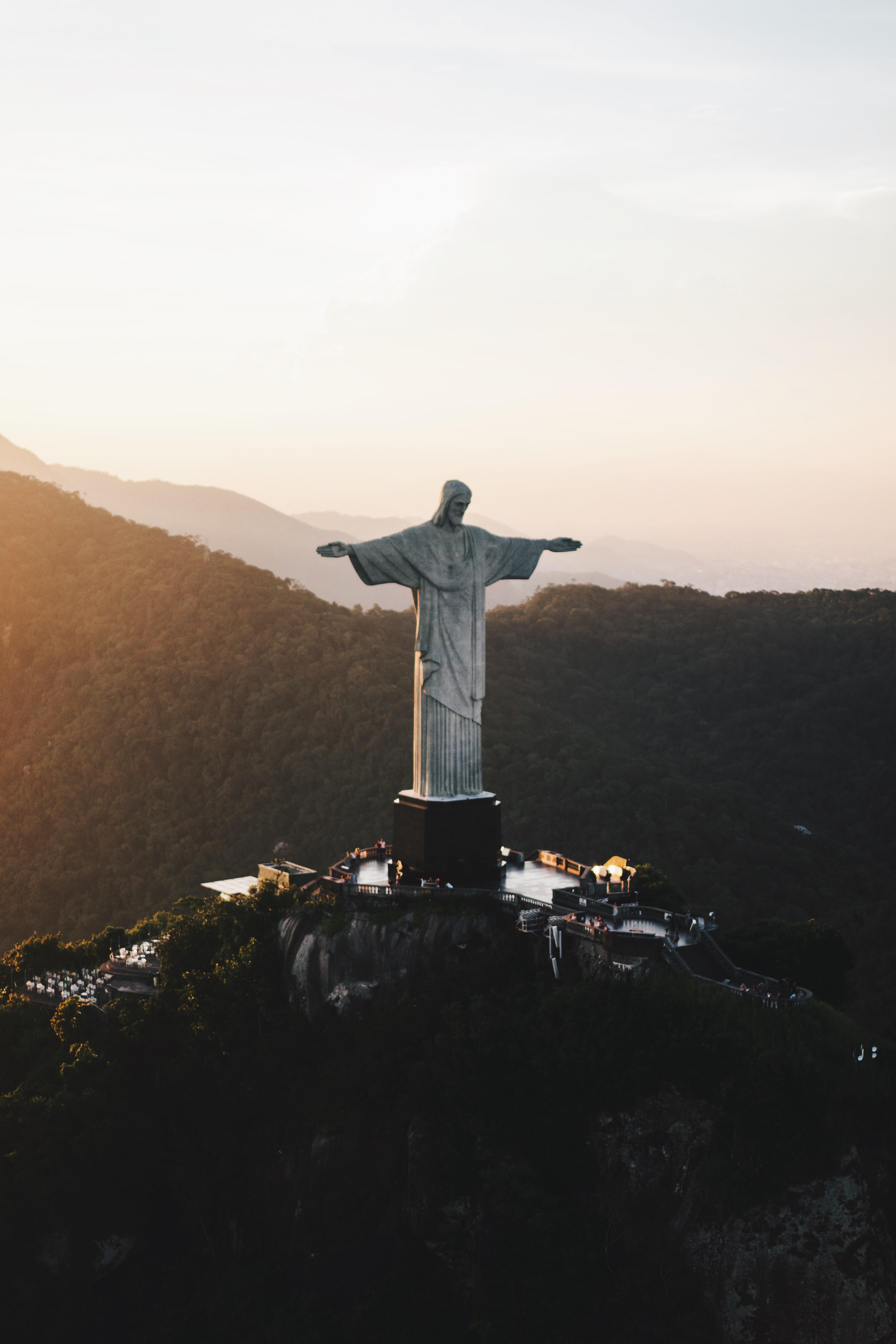 Christ the Redeemer Statue Rio
