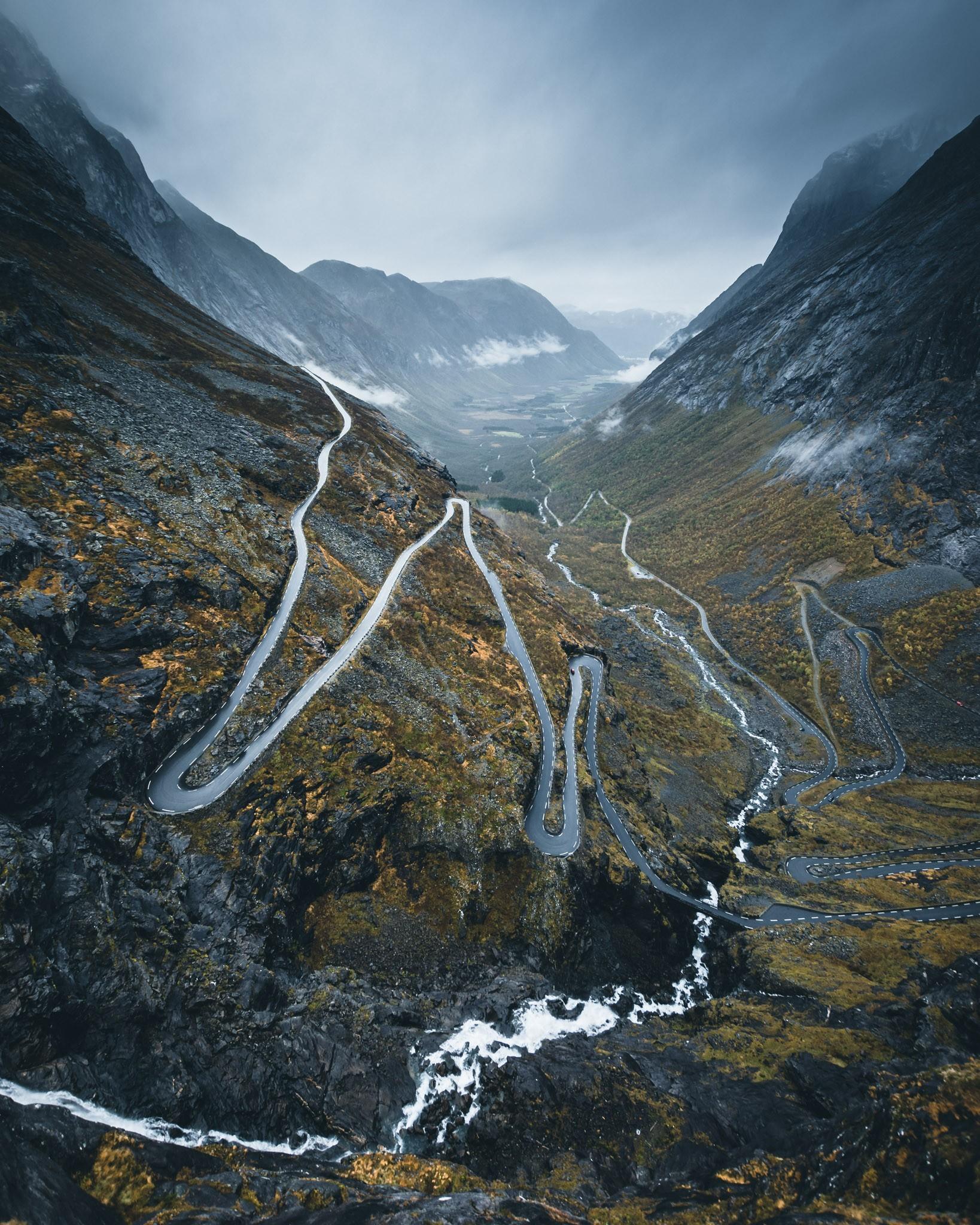 Trollstigen, 6300 Åndalsnes, Norway